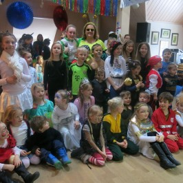 Kinderfasching am 15.02.2015