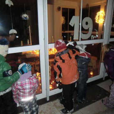 Gastgeber gesucht für Adventsfenster