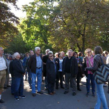 Kulturfahrt 2015 – Tag 1