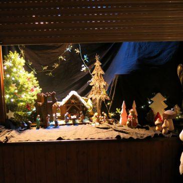 Adventsfenster der BVO am 13.12.2015
