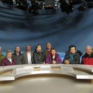Besuch des Bayerischen Rundfunks am 04.03.2016