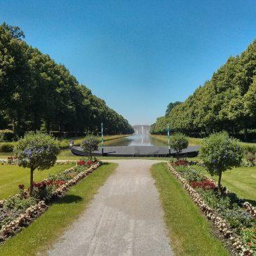 Radltour zum Schloss Schleißheim