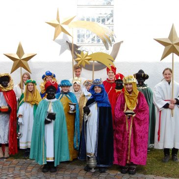 Sternsinger am 06.01.2016