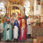 Sternsinger 2016 Kirche 2