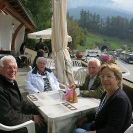 Kulturfahrt 2016 ins Vinschgau – Tag 1