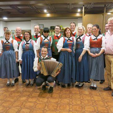 Kulturfahrt 2016 ins Vinschgau – Tag 2