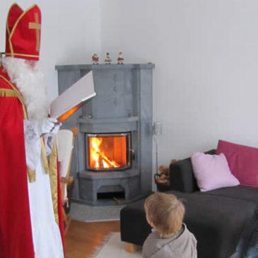 Anmeldung für den Besuch des Nikolaus