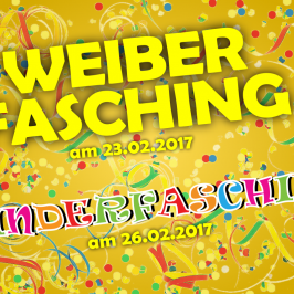 Fasching 2017 in der BVO