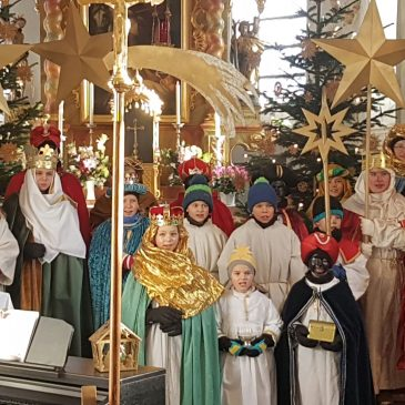Sternsinger am 06.01.2017