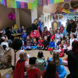 Kinderfasching am 26.02.2017