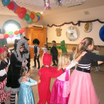 Kinderfasching am 11.02.2018
